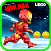 Iron Run For Lego