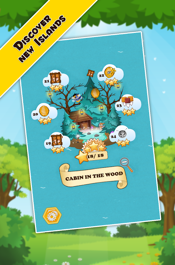 Call of Honey Breakout - screenshot