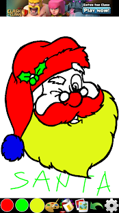 Coloring for Kids - Christmas - screenshot thumbnail