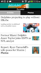 Miami Football - screenshot thumbnail