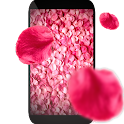Petals 3D live wallpaper icon