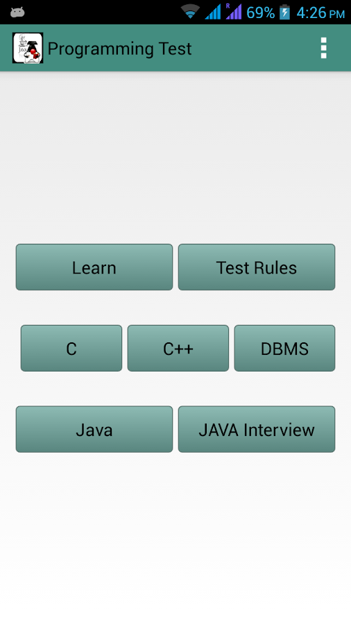 Programming Test Android Apps On Google Play