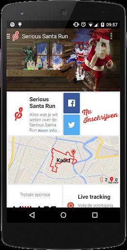 Serious Santa Run