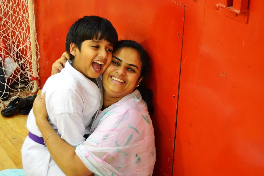 My Sweet Mom!!! by Shahnavaz Surfudeen - People Family