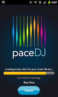 PaceDJ: Music for Your Workout- screenshot thumbnail