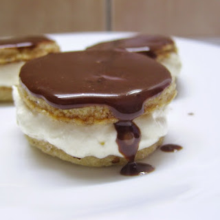 Ischler Cookie Sandwiches