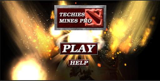 dota2 - Techies Mine Pro