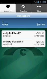 Chessie FCU Mobile Banking - screenshot thumbnail