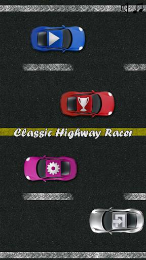 Highway Car Racing Classic