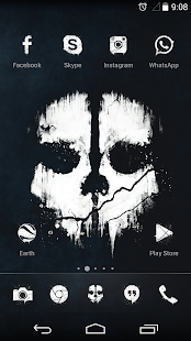 Ghosts PRO Theme