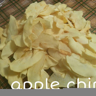 Apple Chips (Vegan/Clean Eats) Recipe