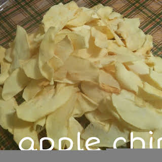 Apple Chips (vegan/clean Eats).