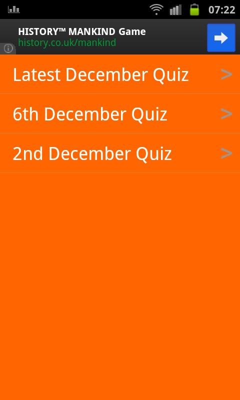 Football Quiz - screenshot
