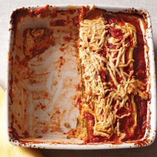 Zucchini-Quinoa Lasagna