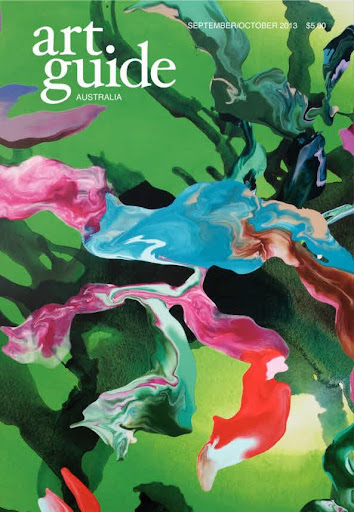 Art Guide Australia Magazine