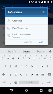 Wunderlist: To-Do List & Tasks- screenshot thumbnail
