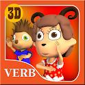 Verbos para as crianças-Parte2 icon