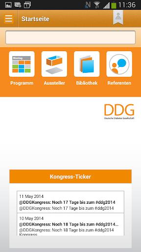 【免費商業App】Diabetes Kongress 2014-APP點子