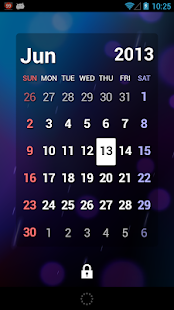 S2 Calendar Widget V3- screenshot thumbnail