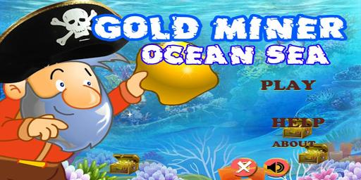 Gold Miner Ocean