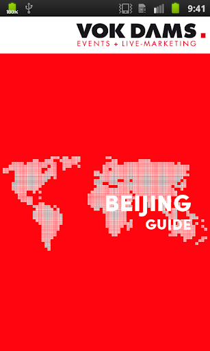 Beijing: VOK DAMS City Guide