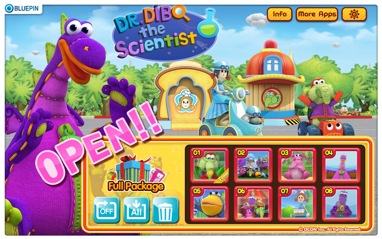 생활 속 과학 이야기 '디보는 과학자' - screenshot