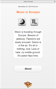 Daily Moon Forecast- screenshot thumbnail