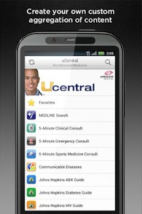 uCentral - screenshot thumbnail