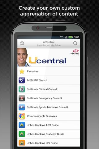 uCentral - screenshot