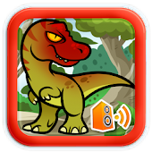 Dinosaur Kids Sound Board