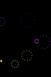 Dotted Circles Live Wallpaper - screenshot thumbnail