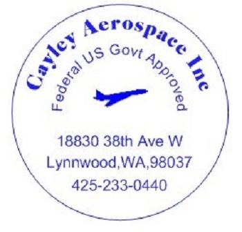 Cayley Aerospace Inc