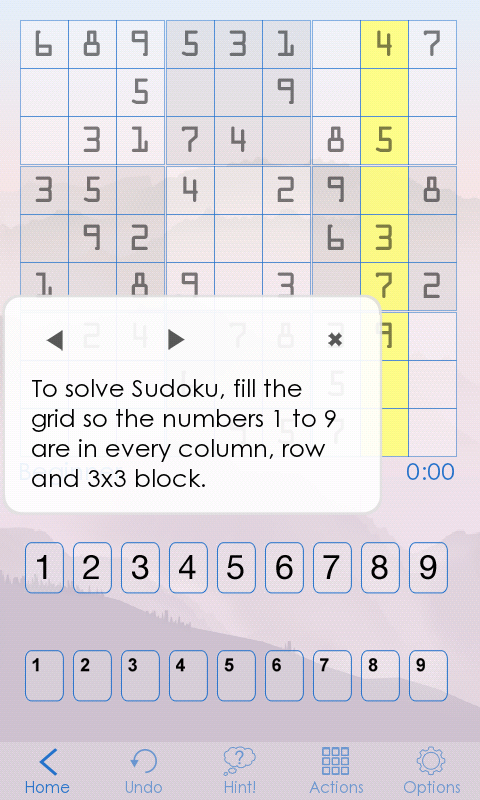 Sudoku Of The Day screenshot #4