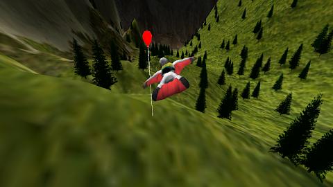 Wingsuit Lite Screenshot 9