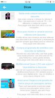Screenshot of Pega Desconto - cupons grátis
