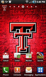 Texas Tech Revolving Wallpaper- screenshot thumbnail