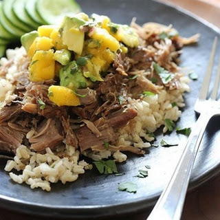 Slow Cooked Jerk Pulled