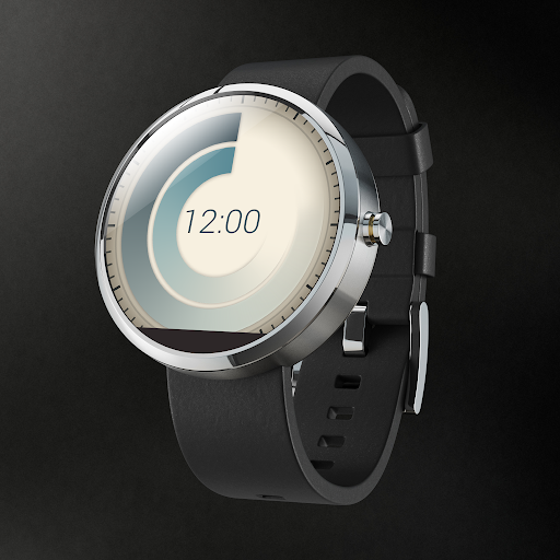 Orbits Watchface for Moto 360