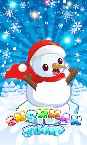 Snowman Jump - クリスマス雪だるま ジャンプ