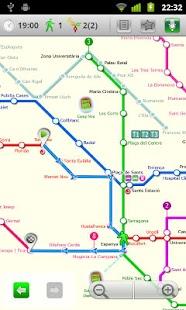 Barcelona (Metro 24) Screenshot 1