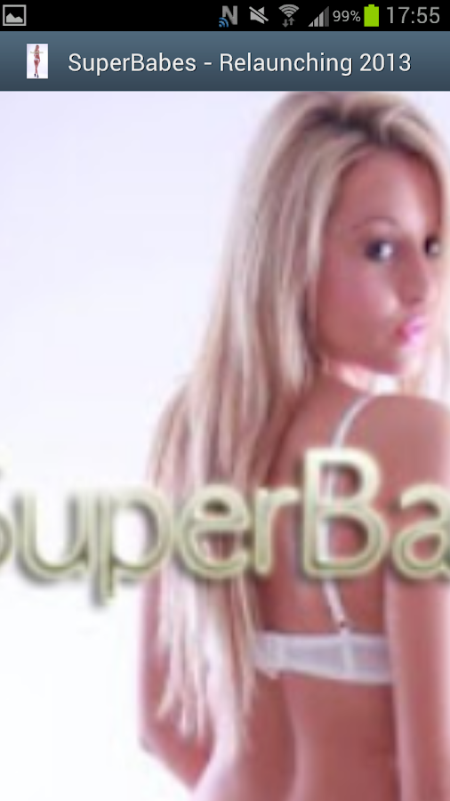 Super Babes (SuperBabesApp) - screenshot