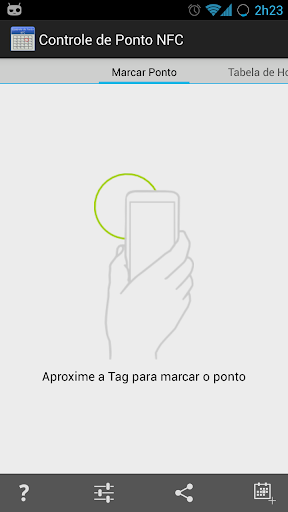 Ponto NFC