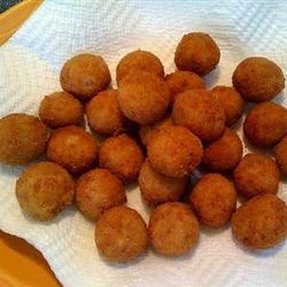 Sauerkraut Balls.