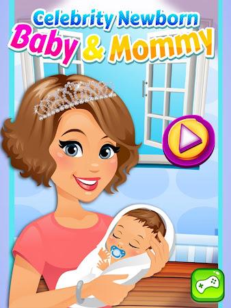 Celebrity Newborn Baby & Mommy 1.1 screenshot 2076157