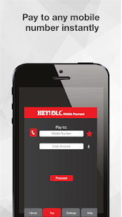 Hey-BLC Mobile Payment- screenshot thumbnail