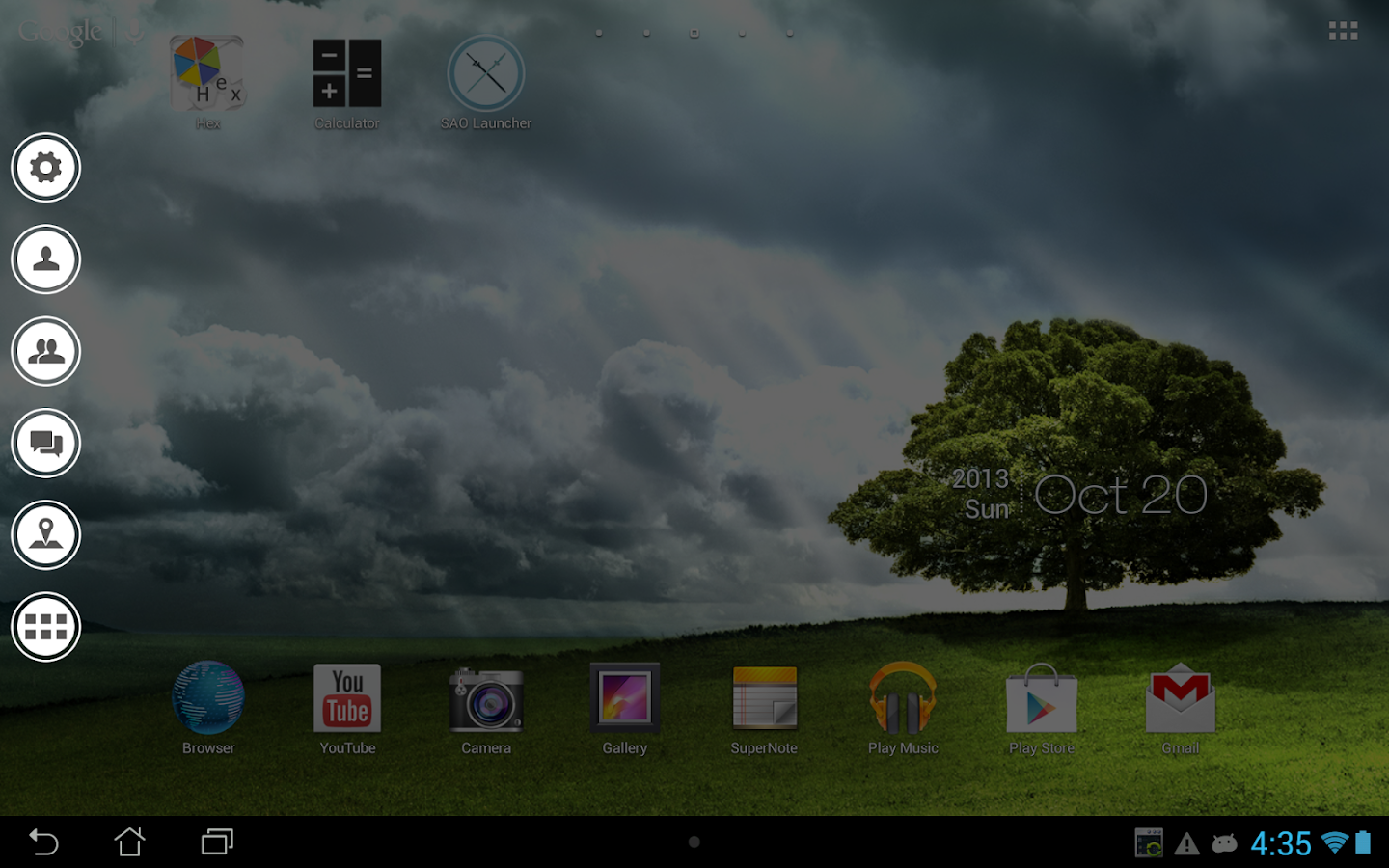 download sao launcher pro apk
