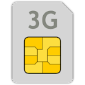 Mobile Data Toggle logo
