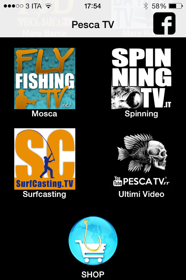 Pesca TV- screenshot