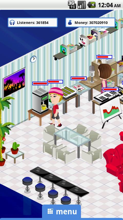 Radio Tycoon- screenshot