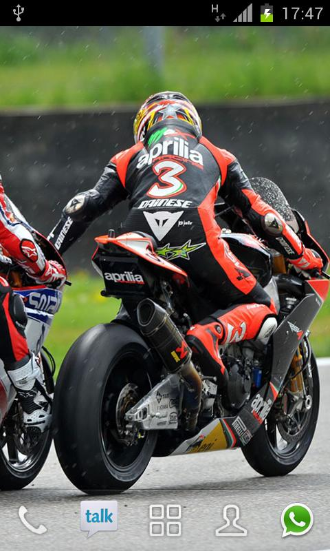 Superbikes HD Wallpapers - screenshot
